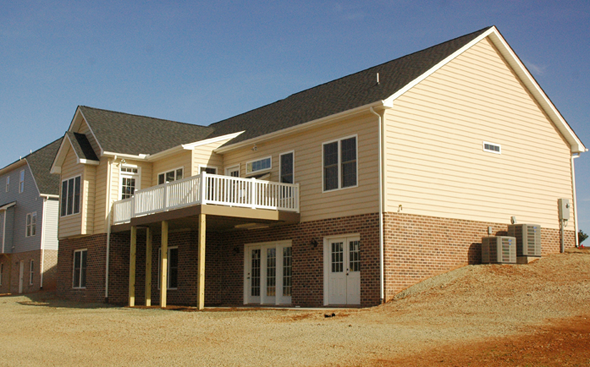 Collins Siding and Windows Doors Gutters Sunrooms Lynchburg Bedford Roanoke Smith Mountain Lake Rempfer Construction