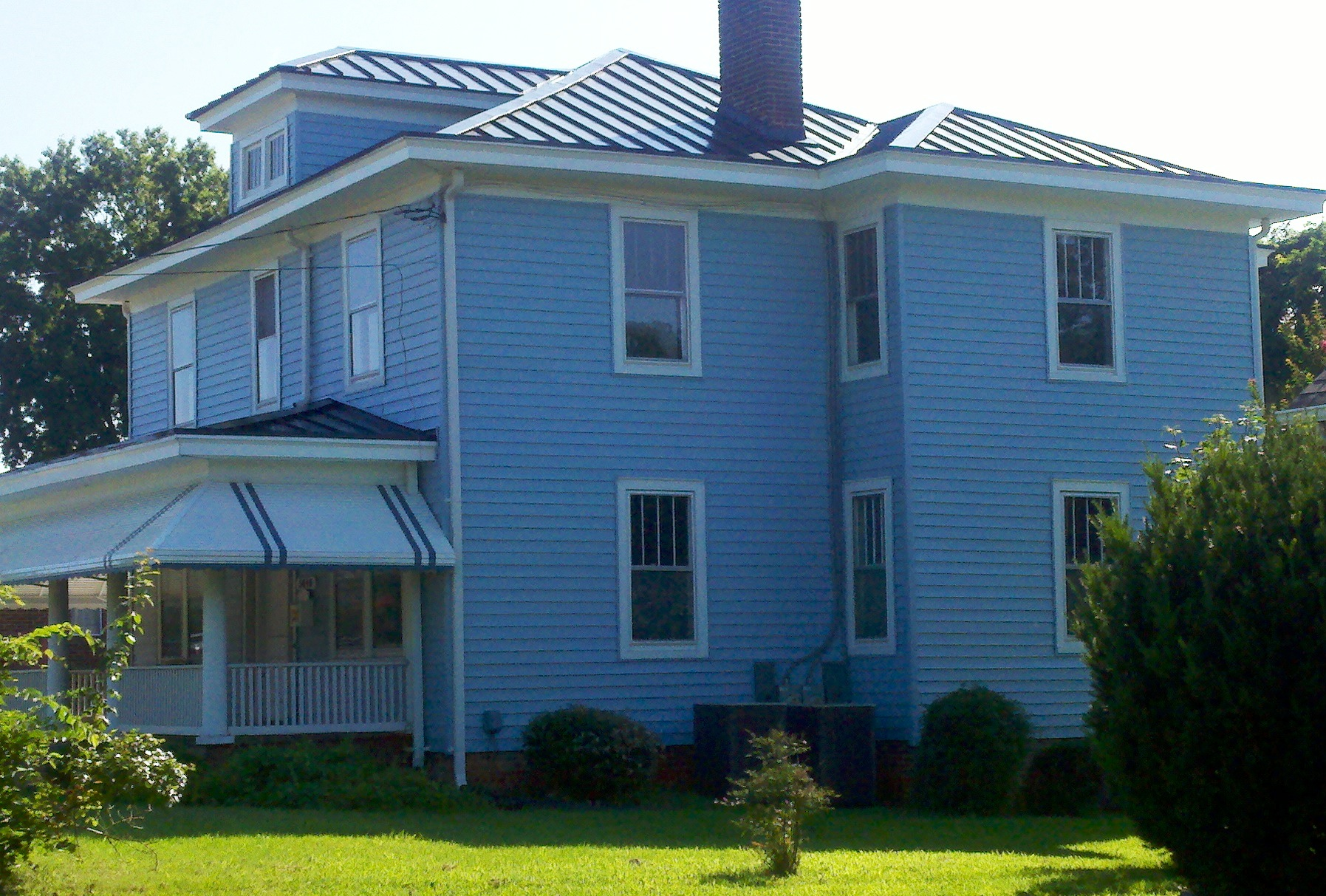 Metal Roofing Collins Siding And Windows Roofing