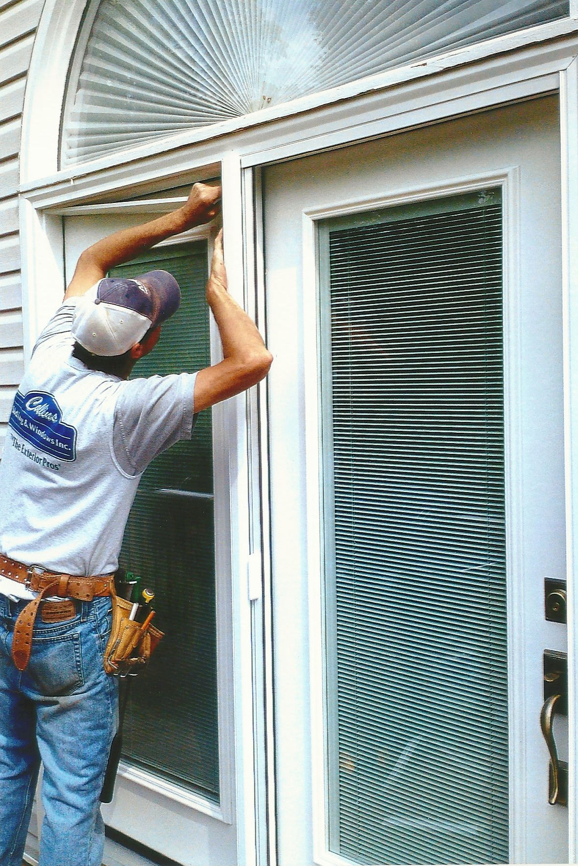 Quality Doors From Collins Siding Amp Windows Lynchburg